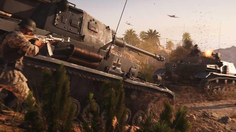 DICE Canceling Battlefield V's Planned 5v5 Mode