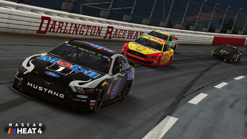 Steering Wheel Shaking >> NASCAR Heat 4 Review – Pit Stop Adjustments - Game Informer