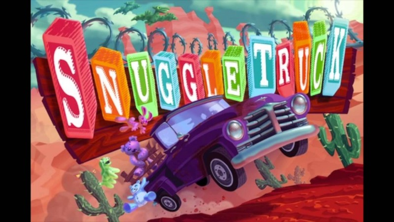 "One of Owlchemy Labs' early games, Smuggle Truck, was rejected by the App Store for ""controversial subject matter,"" so Schwartz replaced all the humans with stuffed animals and rereleased the game as Snuggle Truck"