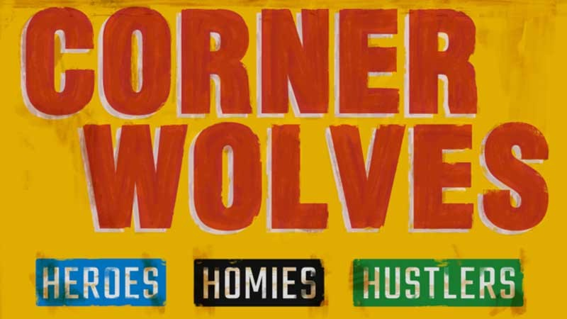 Corner Wolves Coming First As A Thriller Podcast