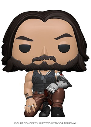 Cyberpunk 2077 Funko Pops Are On The Way – Game Informer