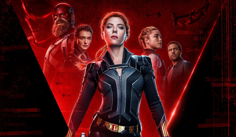<div>Black Widow's New Trailer Showcases Awesome Aerial Action</div>