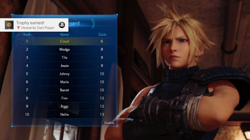 How New Game Plus Works In Final Fantasy Vii Remake Game Informer