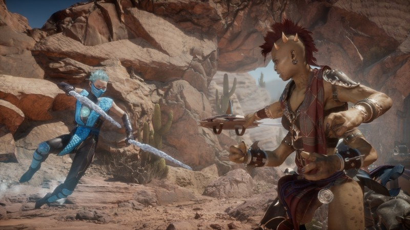 Aftermath Is A Mortal Kombat 11 Expansion That Adds A New Story