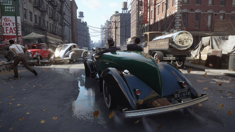Remastered Editions Of Mafia And Mafia Ii May Be Coming Soon Game Informer