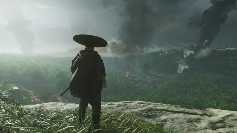 <div>Ghost Of Tsushima On PS5 Will Achieve 60 FPS With 'Game Boost'</div>
