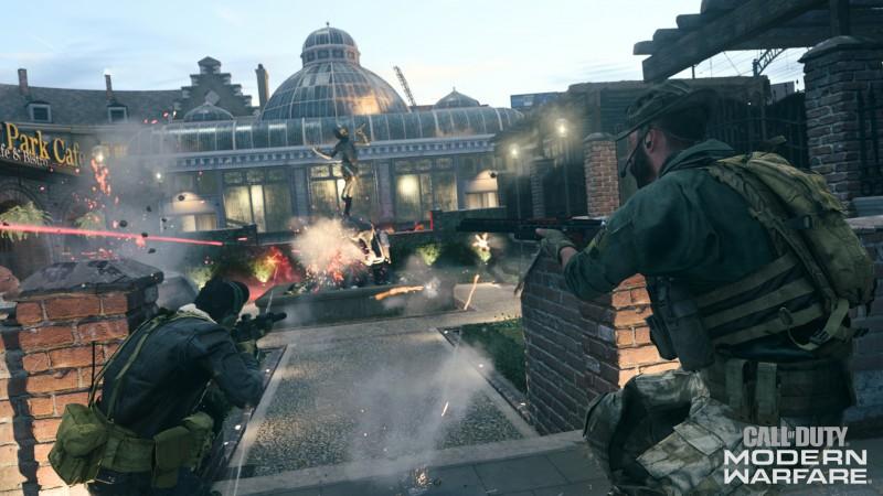 Call Of Duty Modern Warfare Season 4 Is Here Game Informer