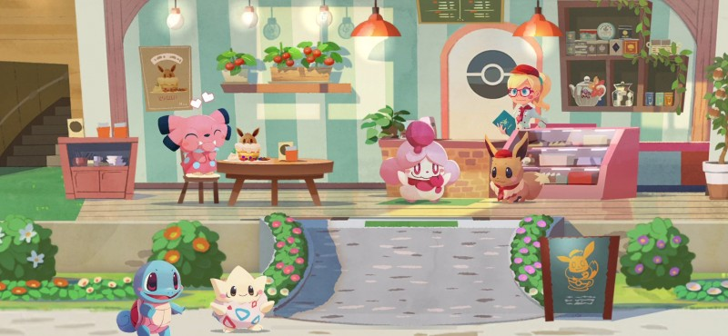 Pokémon Café Mix Is A Free-To-Start Puzzle Game On Switch And ...
