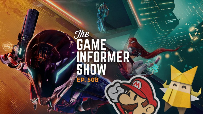 Gi Show Impressions For Paper Mario The Origami King Iron Man Vr And Hyper Scape The Game Informer Show Lyssna Har Poddtoppen Se