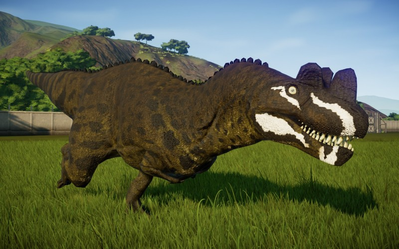 Jurassic World Evolution Has Some Of The Coolest Mods Game Informer Make sure to read both readme's as. jurassic world evolution has some of