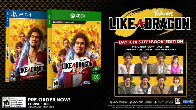 Sega Reveals Release Details George Takei S Role In Yakuza Like A Dragon Game Informer