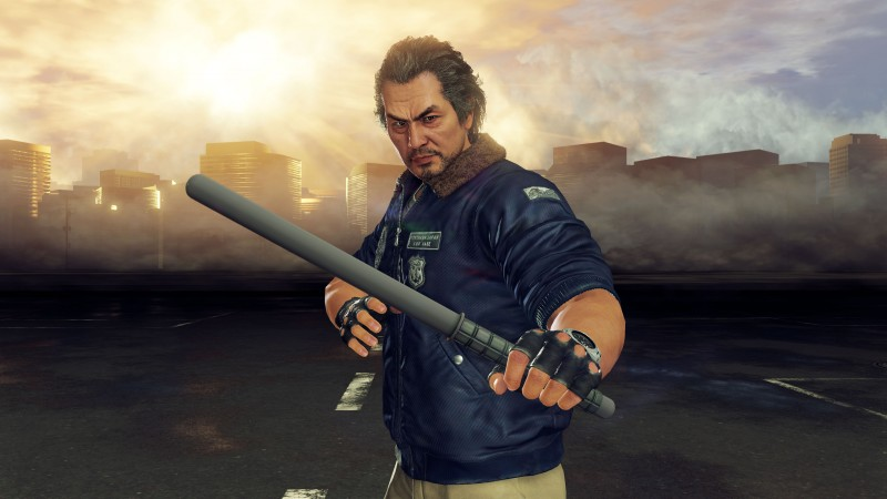 Sega Reveals Release Details George Takei S Role In Yakuza Like
