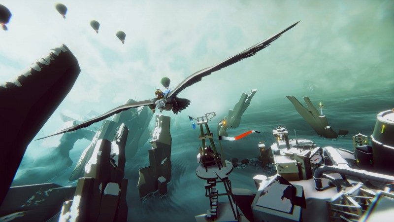 Take To The Skies As A Falcon In Upcoming Air-Combat Fantasy The Falconeer