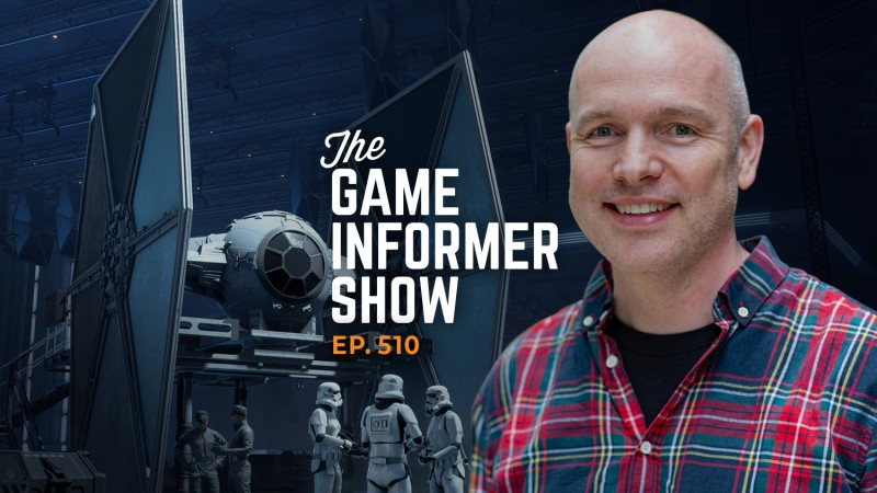 <div>GI Show - Star Wars: Squadrons And An Interview With Ghost of Tsushima's Nate Fox</div>