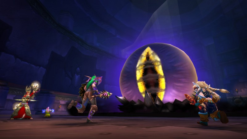 Ahn'Qiraj-krigsinsatsen i World of Warcraft Classic börjar idag - Game Informer