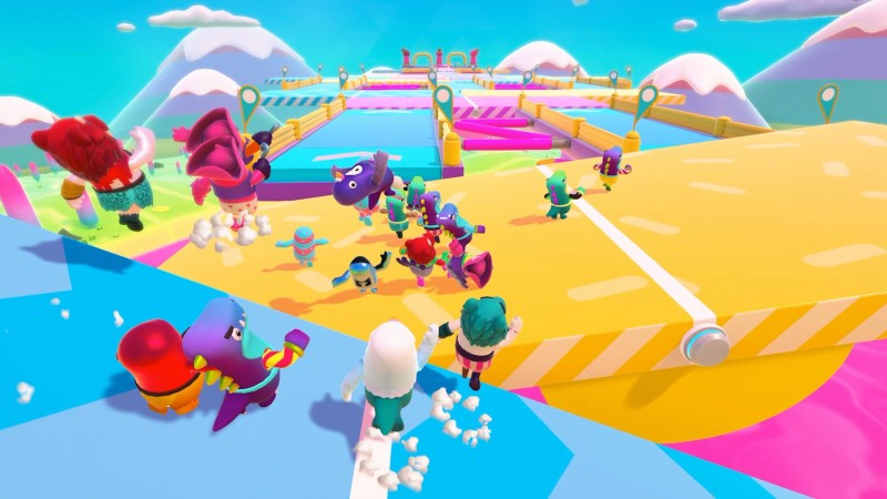 Fall Guys: Ultimate Knockout Review – Ridiculous Revelry