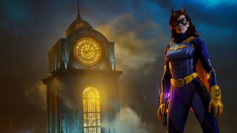 Gotham Knights And Suicide Squad To Be Shown At DC FanDome 2021 - gotham nights bat girl reveal screenshot