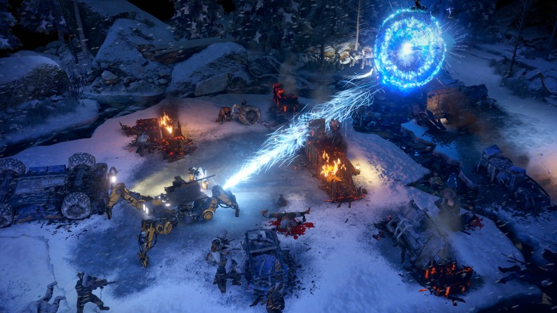 Wasteland 3 Review — A Cold Day In Hell
