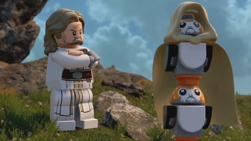 Lego Star Wars: The Skywalker Saga Coming This Spring (And To Next-Gen)