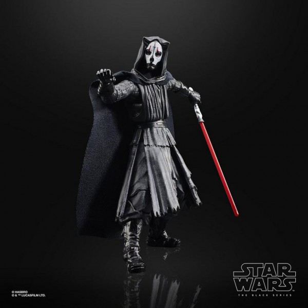 KOTOR's Darth Nihilus Is Getting A Star Wars: The Black Series Figure - Game Informer