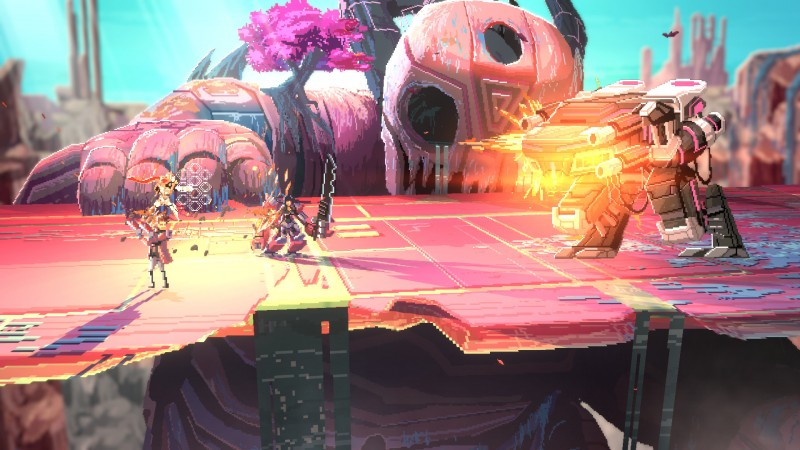 Star Renegades Review – Pixel Paradise Lost