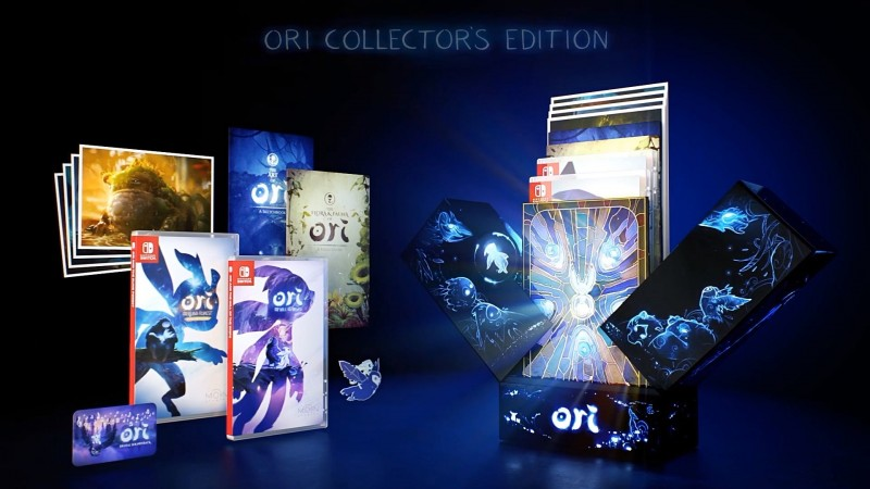 ori and the will of the wips collectors