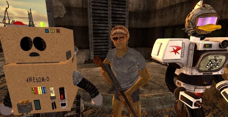 Mod Corner: Top Most Hilarious  Fallout Mods