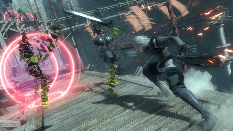Nier Replicant Coming To Current-Gen Systems Next Year | Digiskygames.com