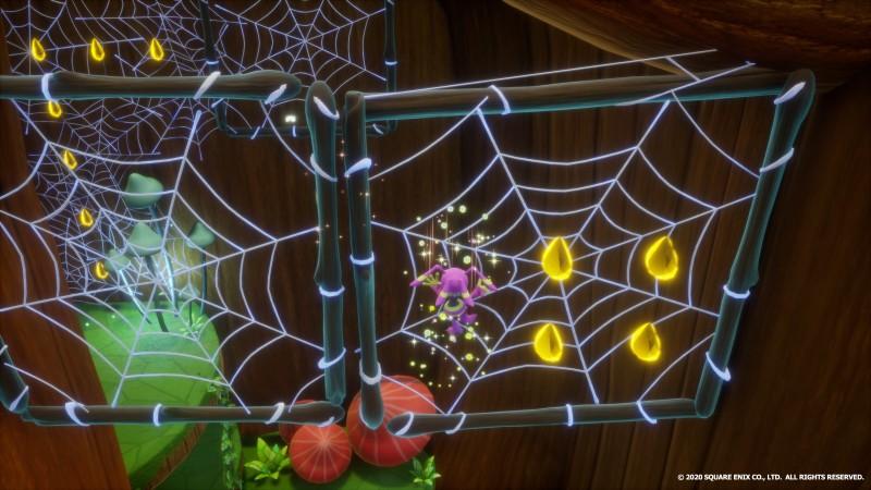 spiderbalan