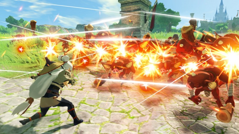 Hyrule Warriors Age Of Calamity Trailer Brings Out The Familiar Faces Game Informer