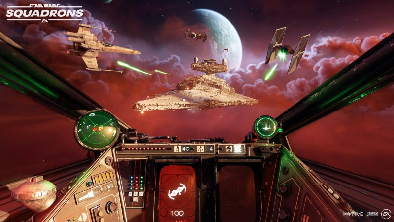 screens prev get in - Star Wars: Squadrons Review – Roaring With Excitement