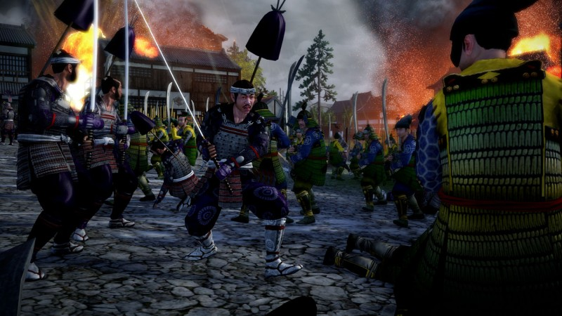 Total War: SHOGUN 2: Saints And Heroes Unit Pack Download For Mac