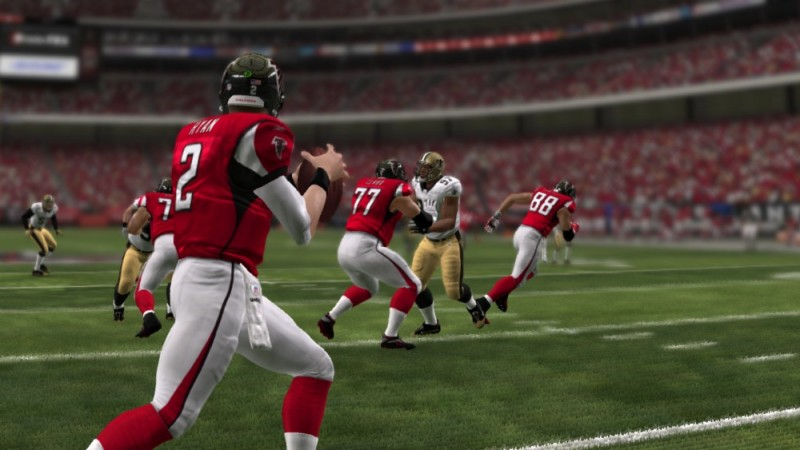 Madden NFL 12: Player Association - Game Informer