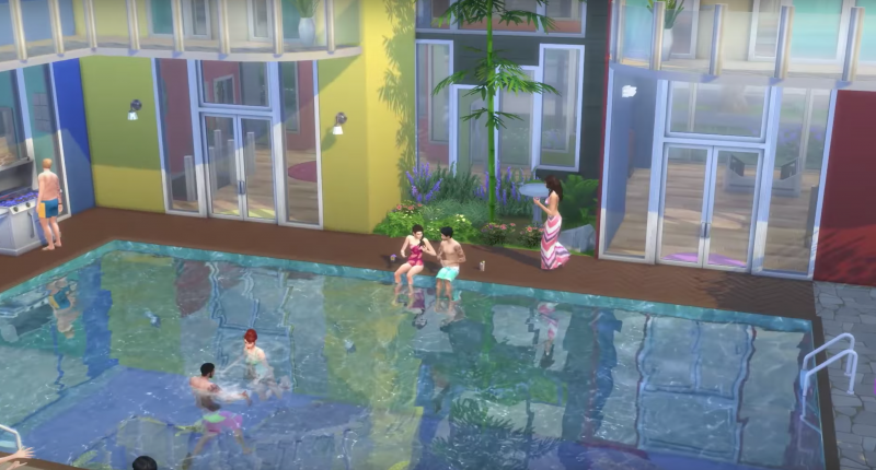 The Sims 4 Console Review – A Faithful But Inferior Port