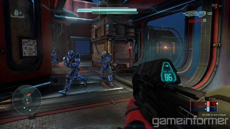 The Halo 5: Guardians Cover Story - Game Informer