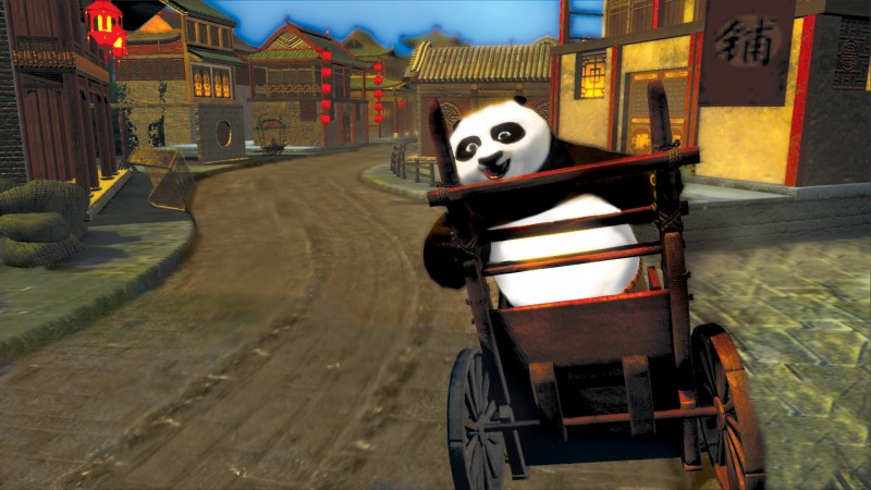Kung Fu Panda 2 Review: Get Your Kicks Somewhere Else - Game