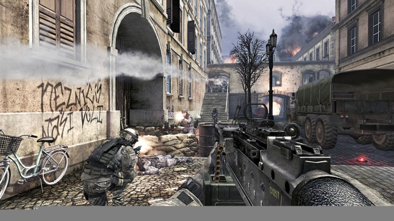 Call of Duty: Modern Warfare 3 Review - Game Informer