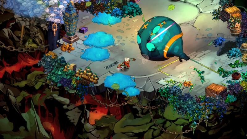 Rich Storytelling Sends Bastion Over The Top - Game Informer