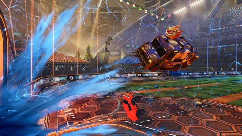 Rocket League Review – Radio-Controlled Chaos - Game Informer