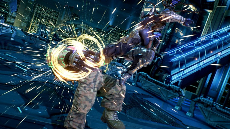 Bob And Master Raven To Join The Fight In Tekken 7 Game Informer