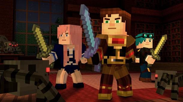 Minecraft: Story Mode Episode 6 Review – Telltale Crafts An