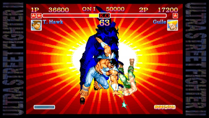 Ultra Street Fighter Ii The Final Challengers Review A Passable