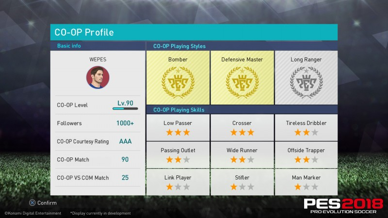 Pes 2019 Player Skills Explained