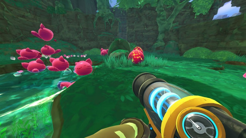 Slime Rancher Review – Fun On The Range - Game Informer