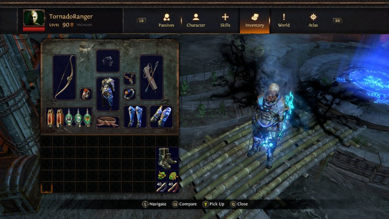 Path Of Exile: The Fall Of Oriath Review – Lord Of