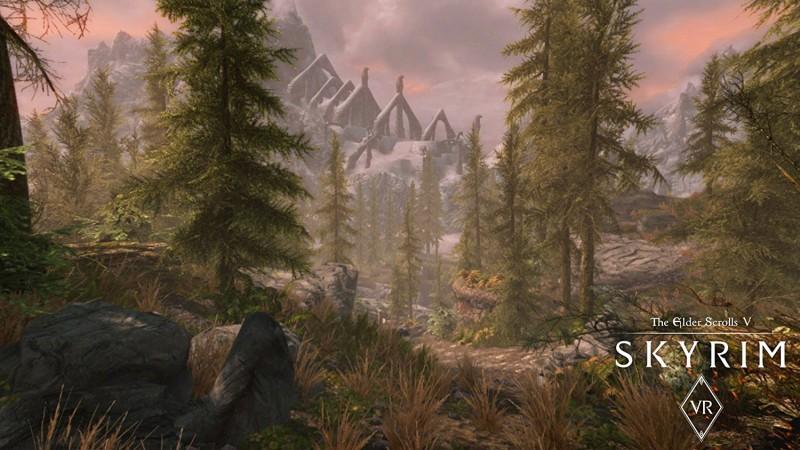 The Elder Scrolls V: Skyrim VR Review – The Worst Way To