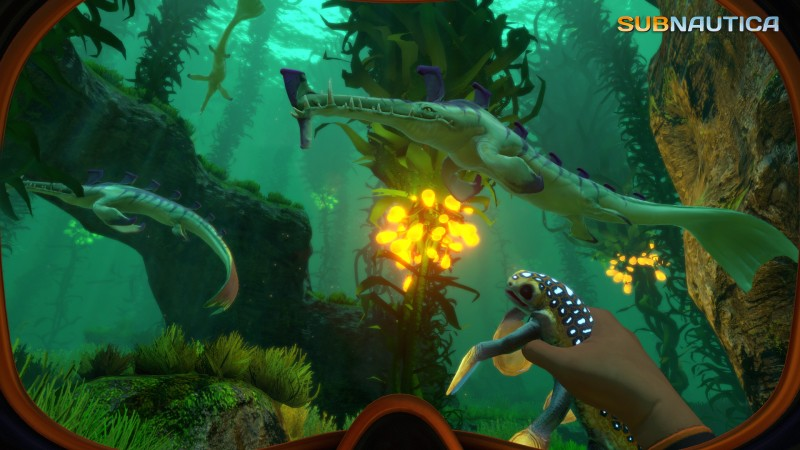 Subnautica Review – A Sea Of Infinite Possibility - Game