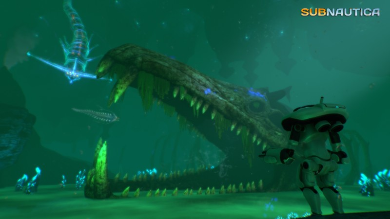 Subnautica Review A Sea Of Infinite Possibility Game Informer I tried adding them but it's really not clear if it made a difference or not. subnautica review a sea of infinite