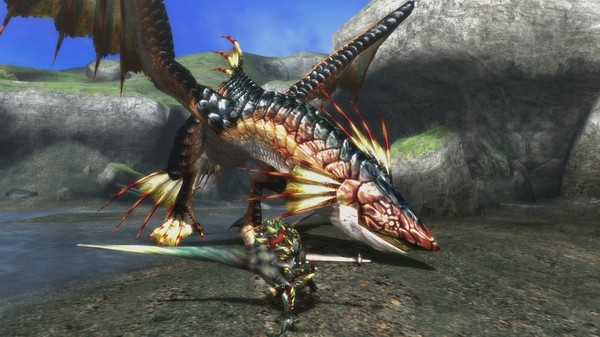 Capcom Introduces Plesioth In The Latest Batch Of Monster