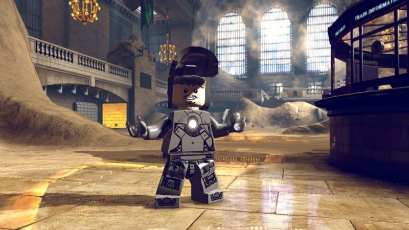 Lego Marvel Super Heroes Review – Heroes Assemble - Game